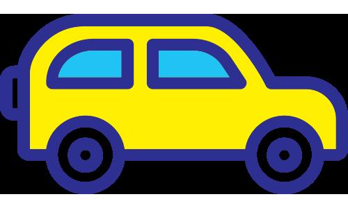 Home Car Icon